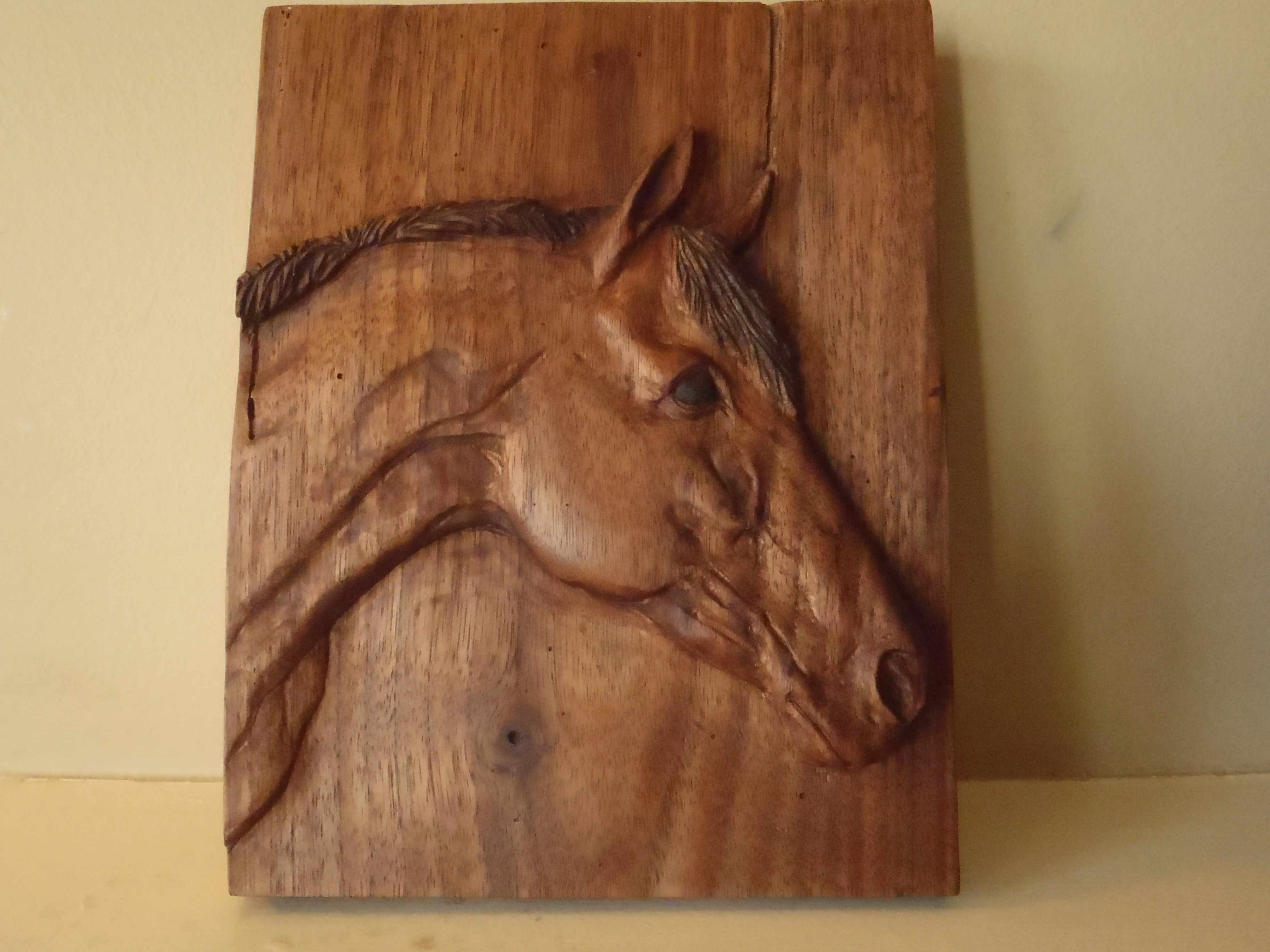 Hand Carved Portraits Heartwood Rocking Horses