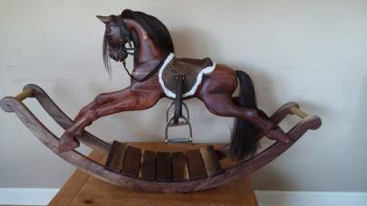 Classic with saddle and bridle