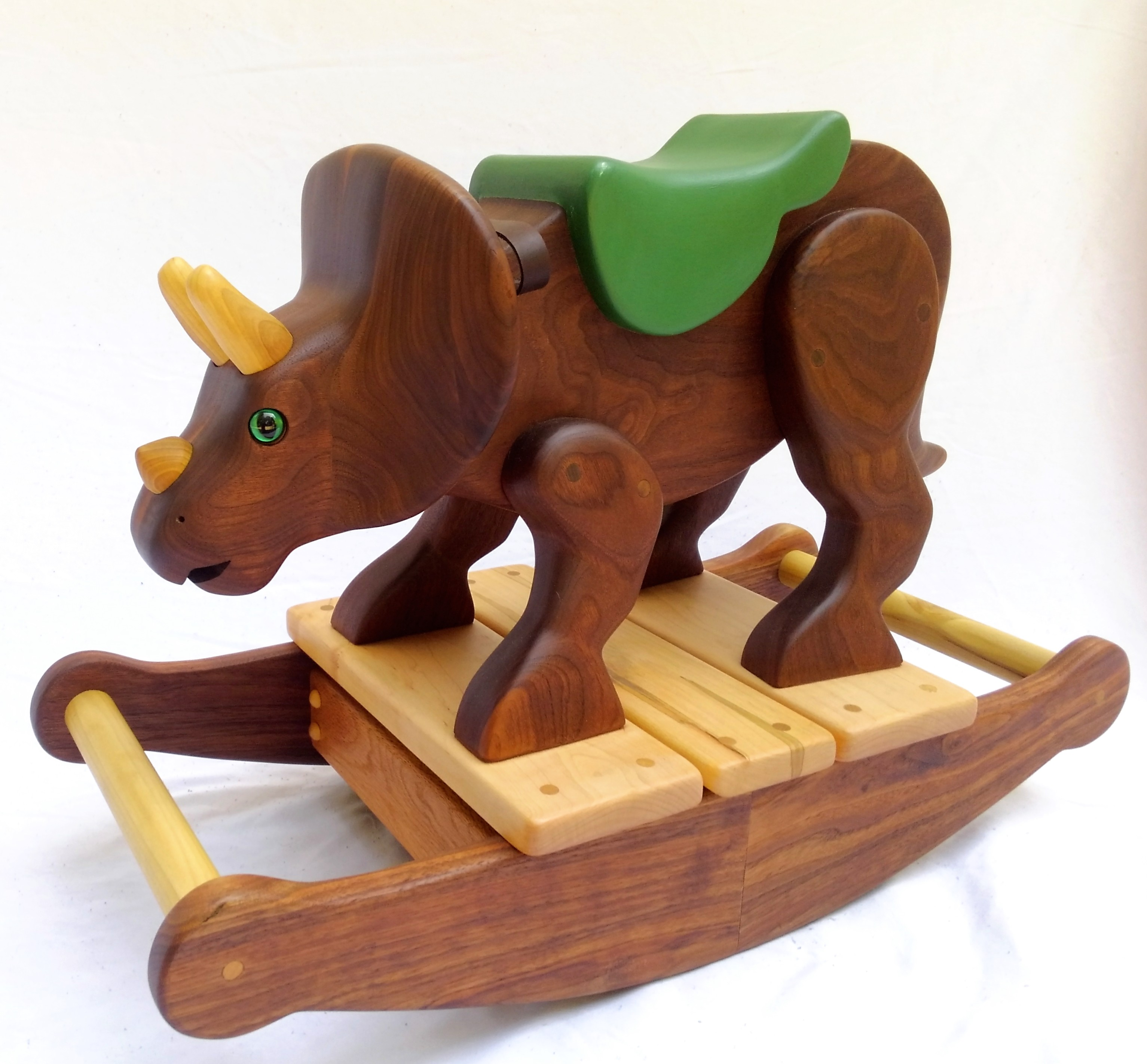 Triceratops Rocking Horse Cheap Toys Kids Toys